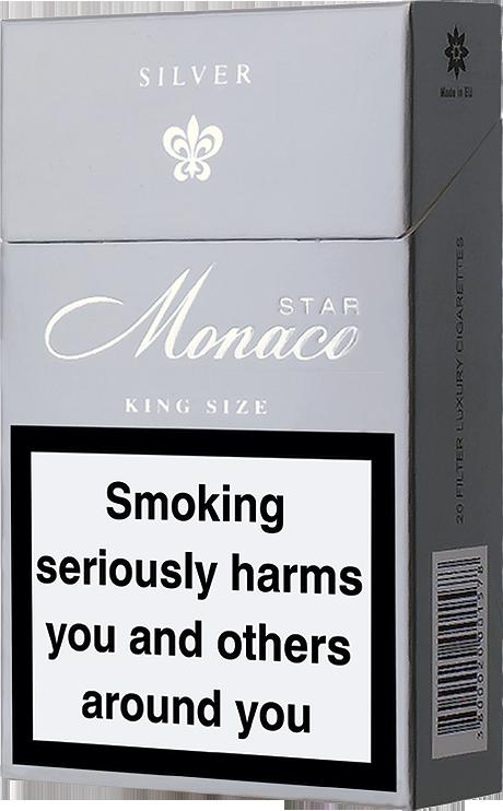MonacoKSsilver